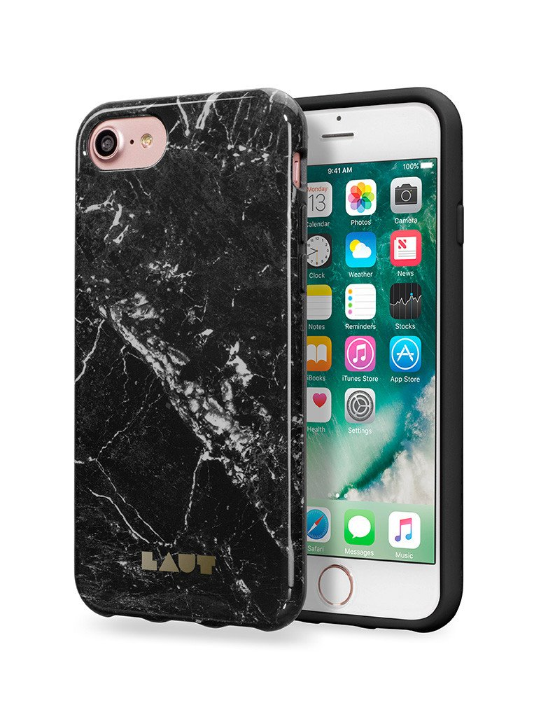 Laut Huex iPhone 7 Marble Black