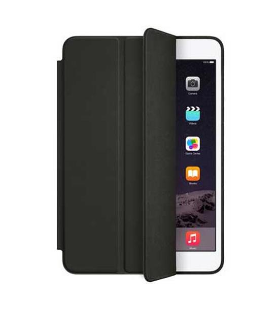 Apple iPad mini Smart Case - Leather - Black