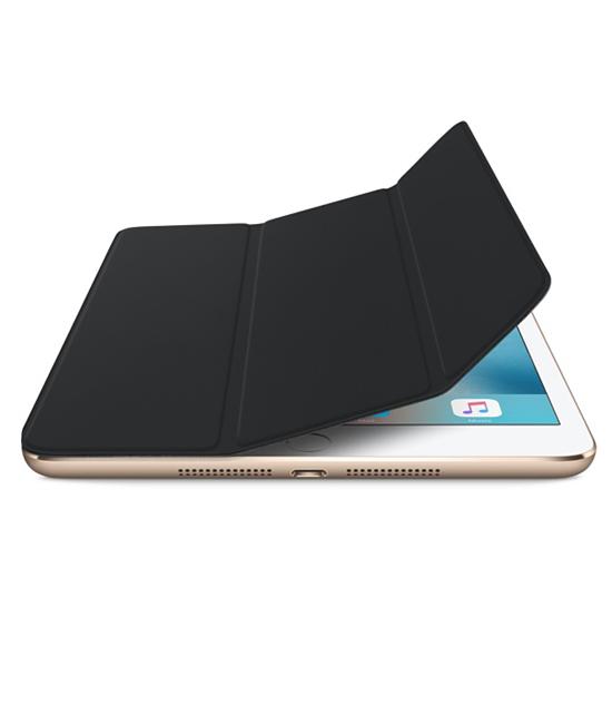 Apple iPad mini Smart Cover - Polyurethane - Black