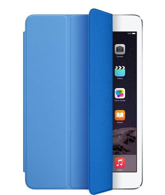 Apple iPad mini Smart Cover - Polyurethane - Blue