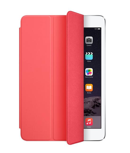 Apple iPad mini Smart Cover - Polyurethane - Pink