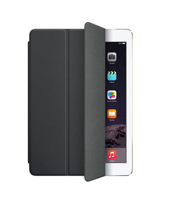 Apple iPad Air Smart Cover - Polyurethane - Black