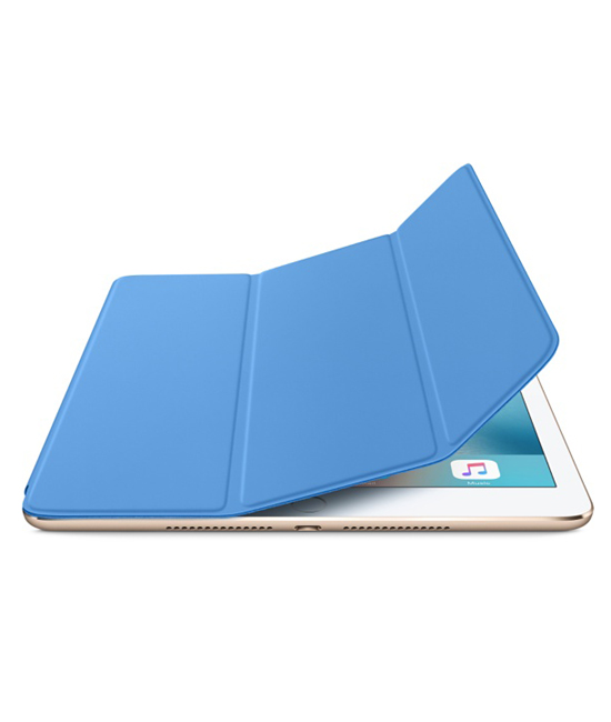 Apple iPad Air Smart Cover - Polyurethane - Blue