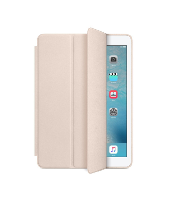 Apple iPad Air 2 Smart Case - Leather - Soft Pink