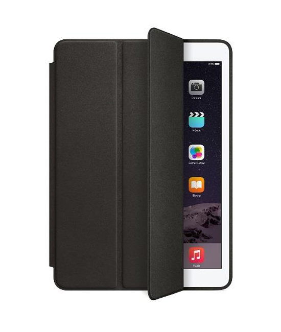 Apple iPad Air 2 Smart Case - Leather - Black