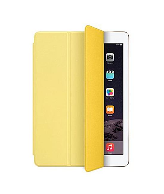 Apple iPad Air Smart Cover - Polyurethane - Yellow