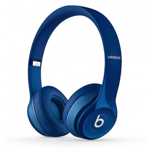 Beats Solo2 Wireless Headphones - Blue