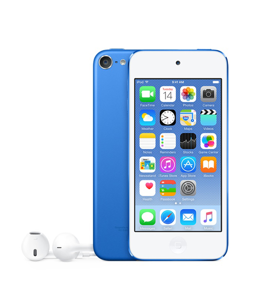 Apple iPod Touch 16GB - Blue