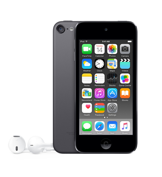 Apple iPod Touch 16GB - Space Gray