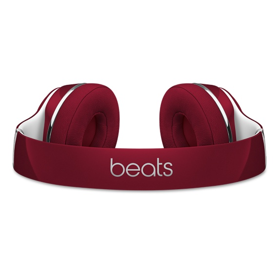 Beats Solo2 On-Ear Headphones (Luxe Edition) - Red