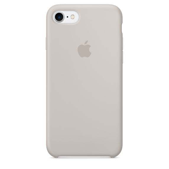 iPhone 7 Silicone Case - Stone