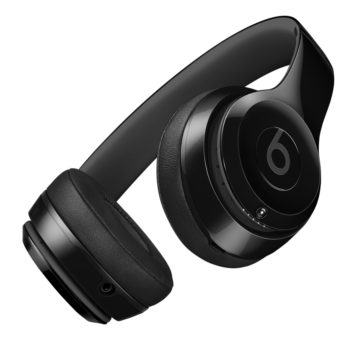 Beats Solo3 Wireless Headphones - Gloss Black