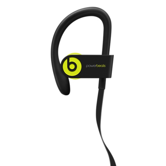 Powerbeats3 Wireless Earphones - Shock Yellow