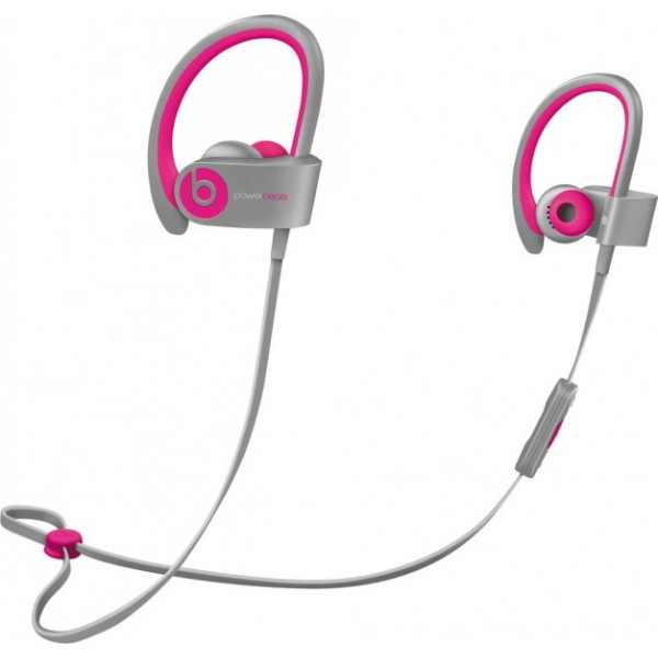 Beats Powerbeats 2 Wireless Pink-Grey