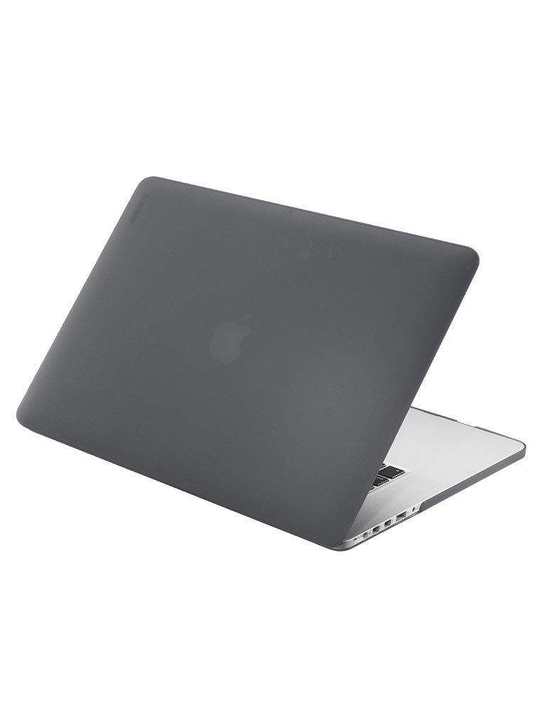 "LAUT HUEX Protective Hard Case for MacBook Pro 13"" With Retina Display Black"