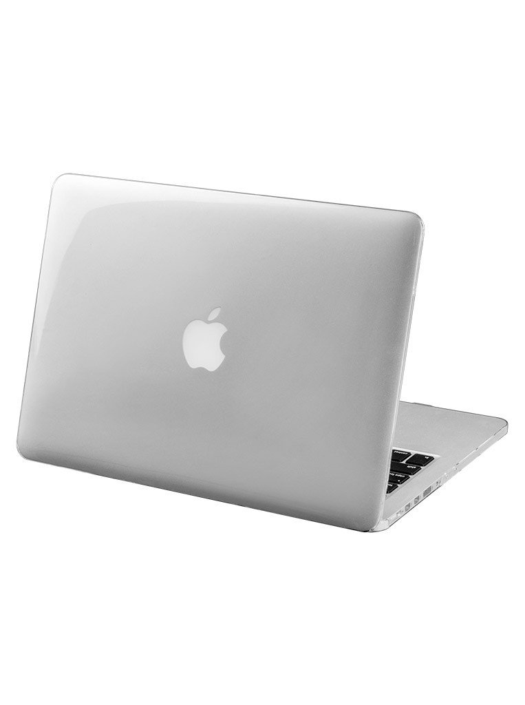 "LAUT HUEX Protective Hard Case for MacBook Pro 13"" With Retina Display Clear"