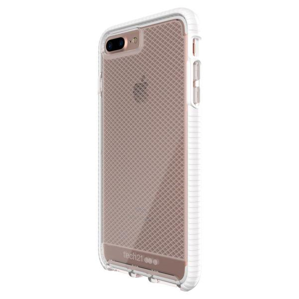 Tech21 Evo Check for iPhone 7 Plus Clear/White