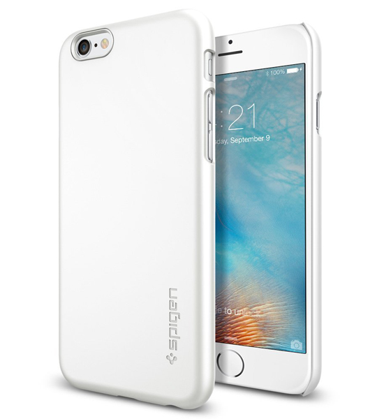 Spigen Air Skin Thin Fit for iPhone 6s Plus/6 Plus