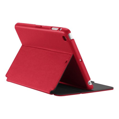 Speck Style Folio iPad mini Retina Red/Gray
