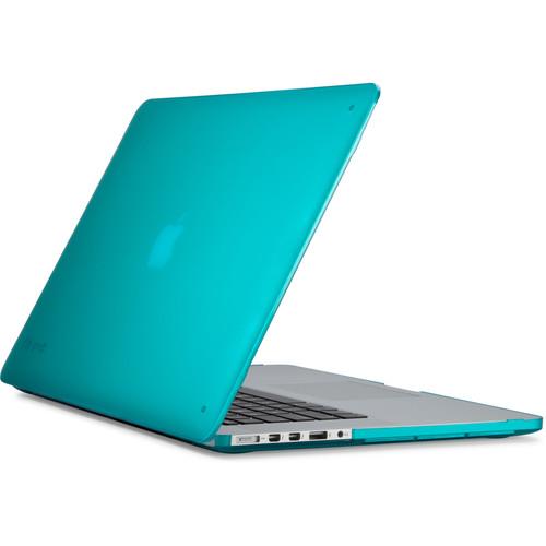 """Speck MacBook Pro 15"""" Retina SeeThru Calypso Blue"""