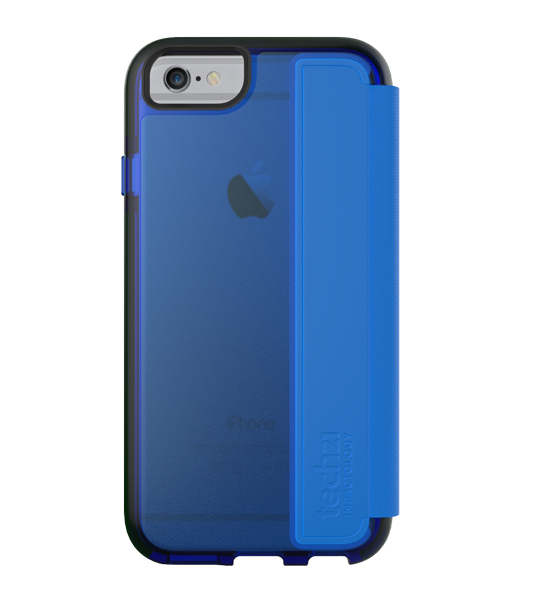 Tech21 Classic Shell with Cover iPhone 6 Blue