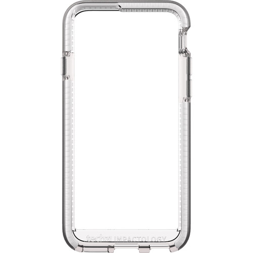 Tech21 Evo Band for iPhone 6 /6S Clear/White