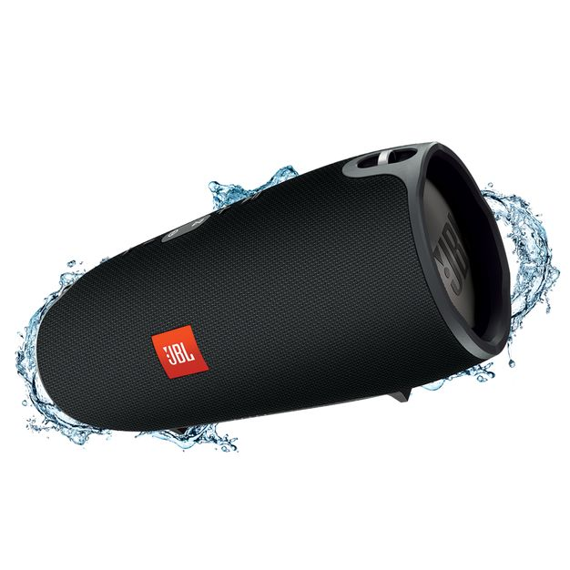 JBL Xtreme Portable Bluetooth Speaker Black | Tradeline Egypt Apple