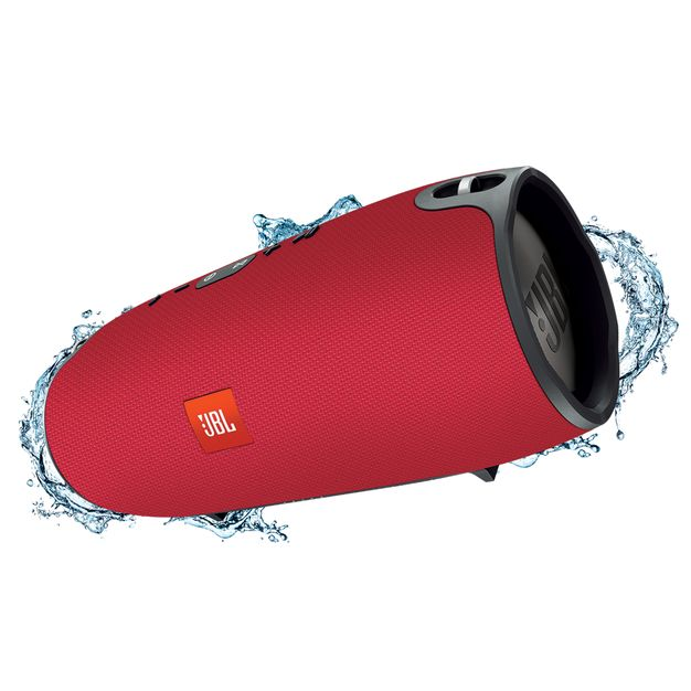 JBL Xtreme Portable Bluetooth Speaker Red