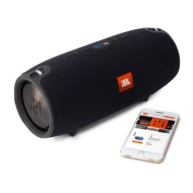 JBL Xtreme Portable Bluetooth Speaker Black