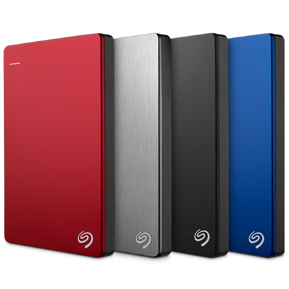 Seagate Backup Plus 500GB Easy Portable Backup for PC/Mac