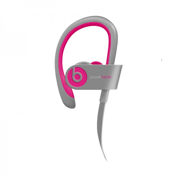 Beats Powerbeats 2 Wireless Pink-Grey | Tradeline Egypt Apple