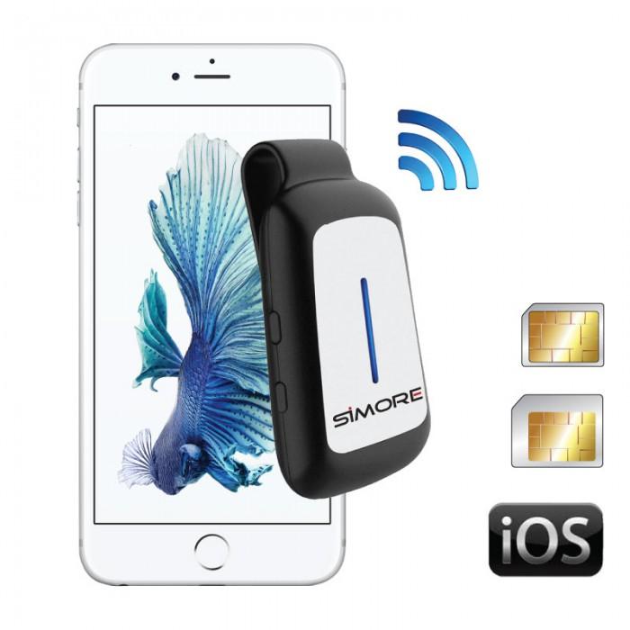 Blueclip Dual Sim Adapter - Bluetooth | Tradeline Egypt Apple
