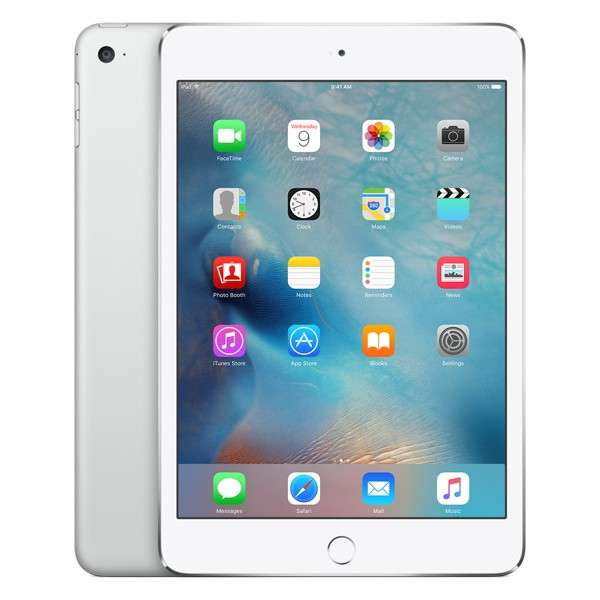 iPad mini 3 64GB Wi-Fi Cell Silver