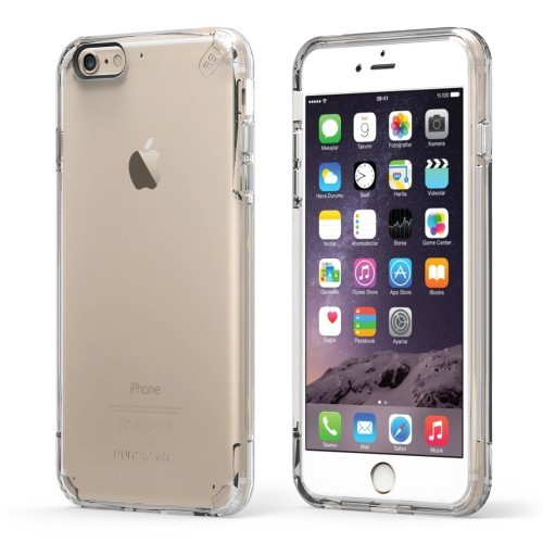 Puregear Slim Shell Pro Clear iPhone 7