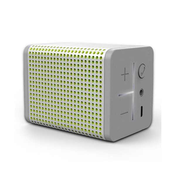Mipow Boomin Bluetooth Speaker Silver