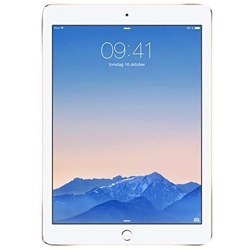 iPad Air 2 Wi-Fi Cell 128GB Gold | Tradeline Egypt Apple