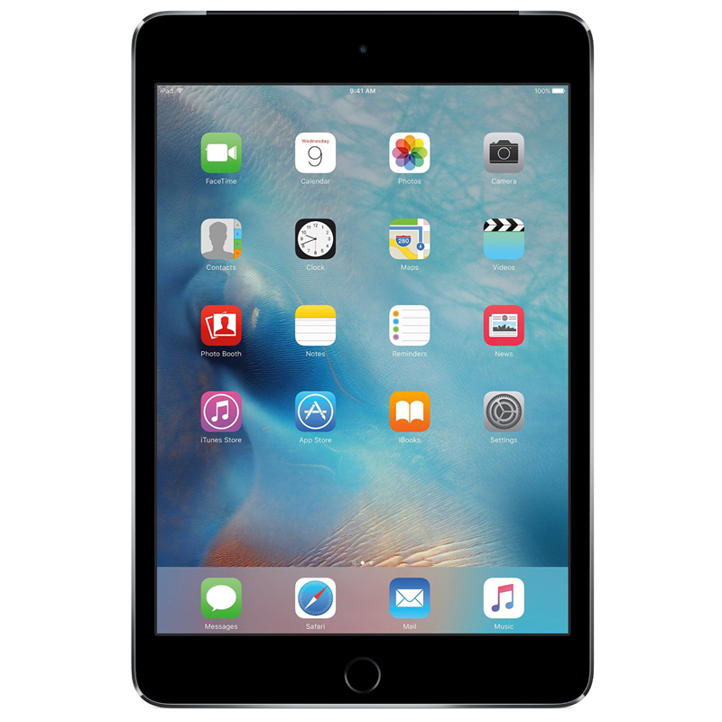 iPad mini 4 Wi-Fi Cell 128GB Space Gray | Tradeline Egypt Apple