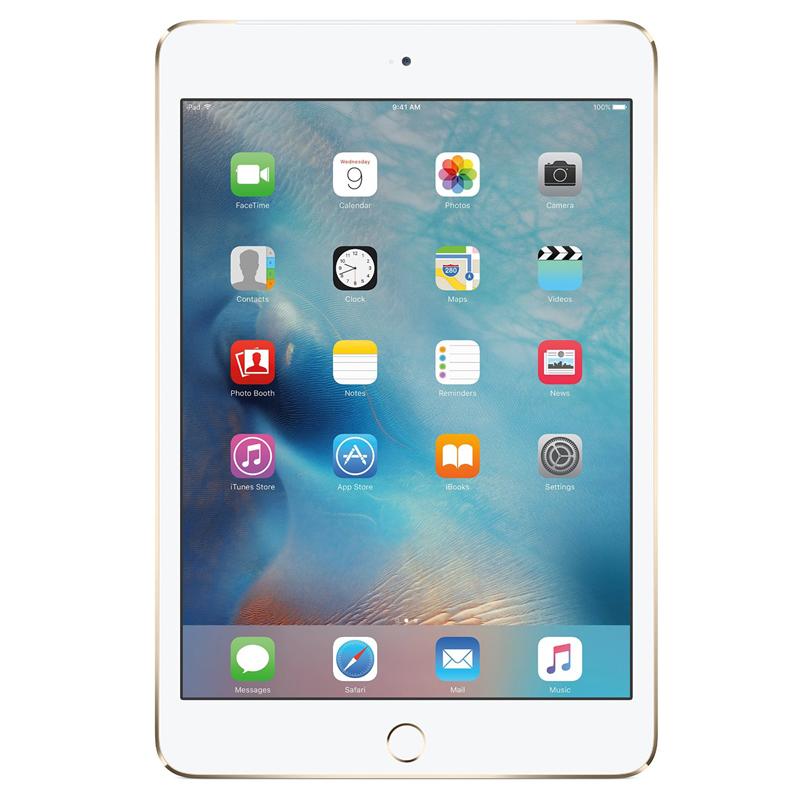 iPad mini 4 Wi-Fi Cell 16GB Gold