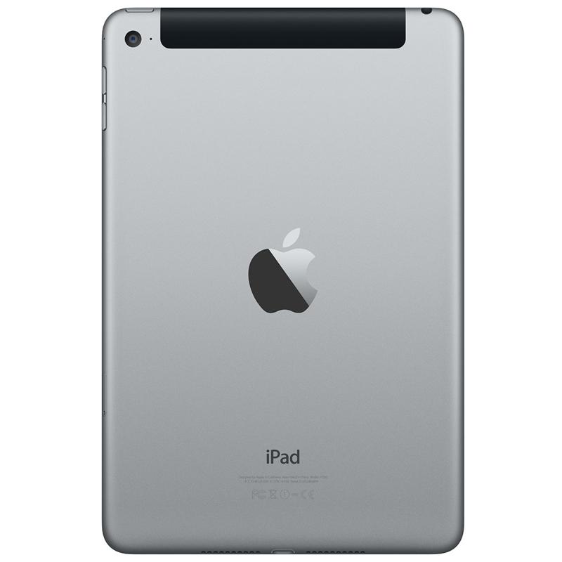 iPad mini 4 Wi-Fi Cell 16GB Space Gray