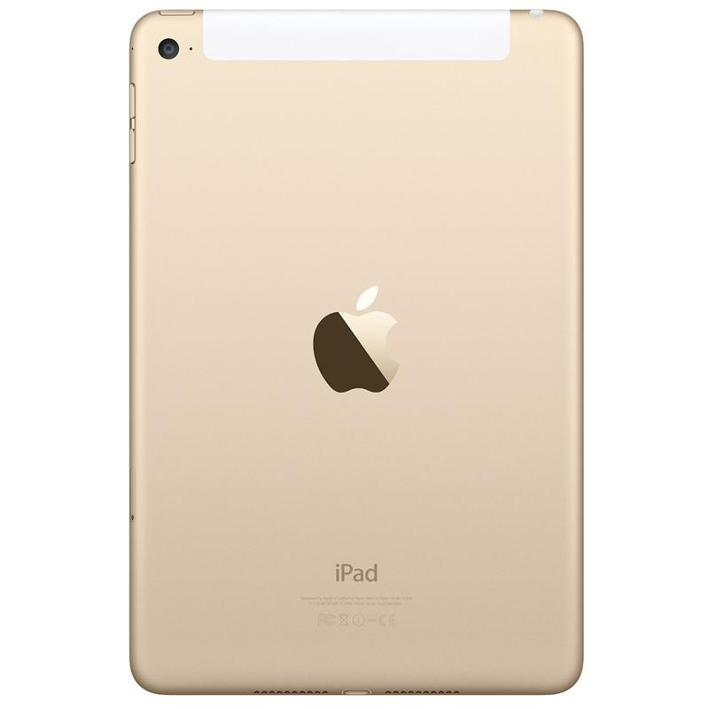 iPad mini 4 Wi-Fi Cell 64GB Gold