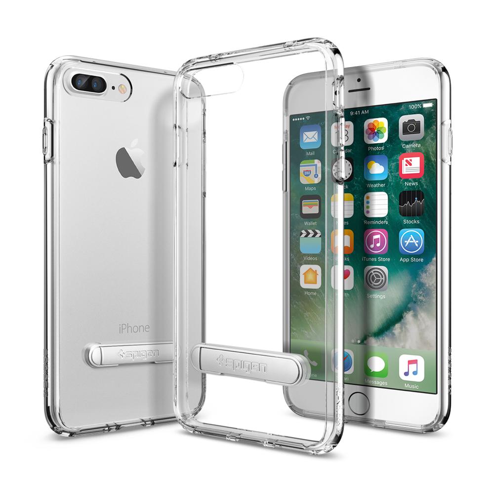 Spigen iPhone 7 Plus Case Ultra Hybrid Crystal Clear