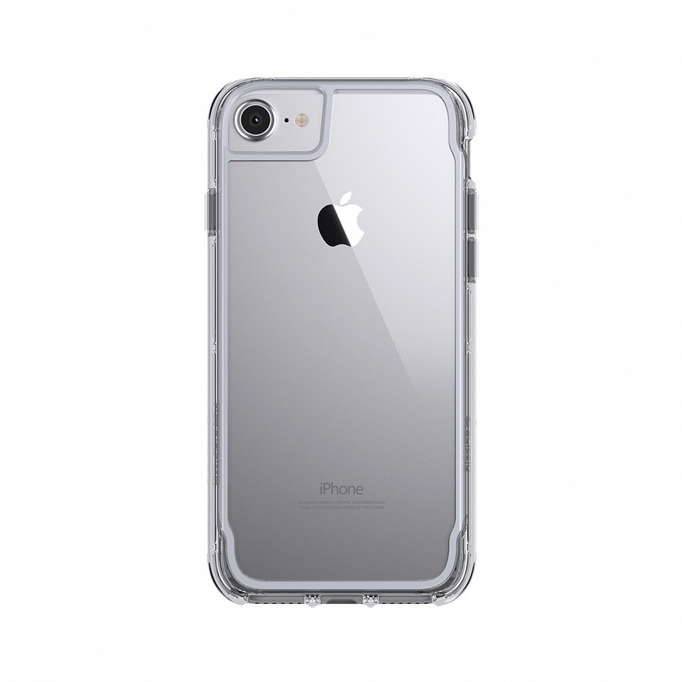 Griffin Survivor Clear for iPhone 7 in Clear