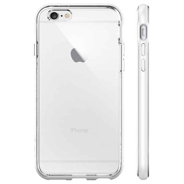 Spigen Neo hybrid EX White iPhone 6/6S