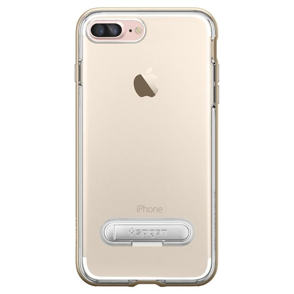 Spigen iPhone 7 Plus Case Crystal Hybrid Champagne Gold