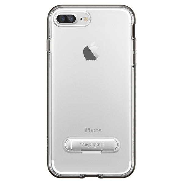 Spigen iPhone 7 Plus Case Crystal Hybrid Gunmetal
