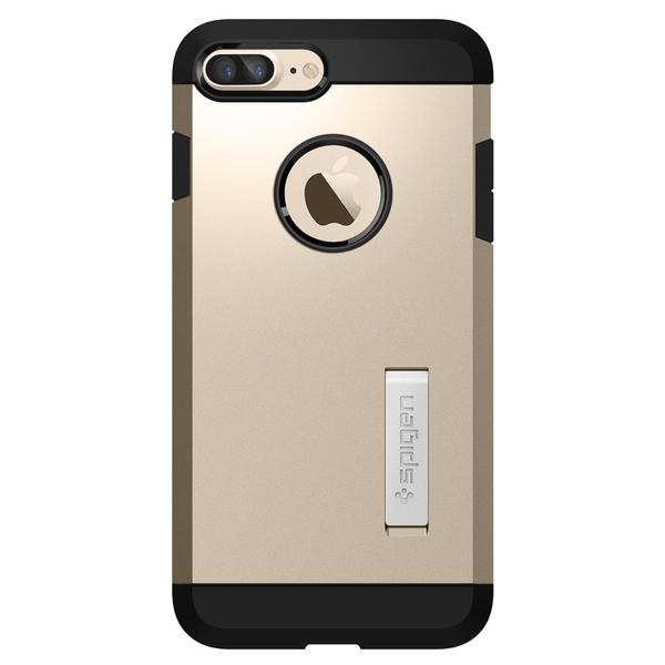 Spigen iPhone 7 Plus Case Tough Armor Champagne Gold