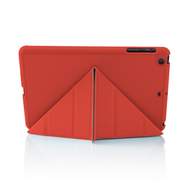 Pipetto Origami Red iPad mini 4