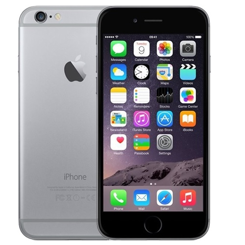 iPhone 6 16GB Space Gray | Tradeline Egypt Apple