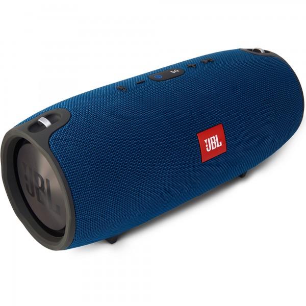 JBL Xtreme Portable Bluetooth Speaker Blue   Tradeline Egypt Apple