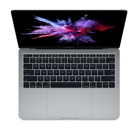 MacBook Pro 13-inch: 2.0GHz dual-core Intel Core i5, 256GB - Space Grey